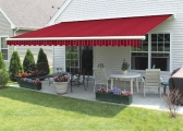 Decorative Awnings Melbourne - Miles Ahead Blinds
